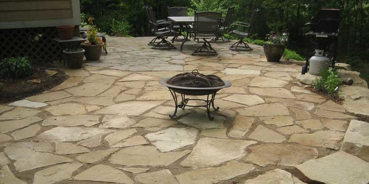 How To Build Your Own Flagstone Patio